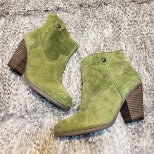 Vince Camuto Fall Ankle Booties